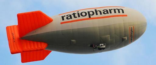 Reklamní vzducholoď