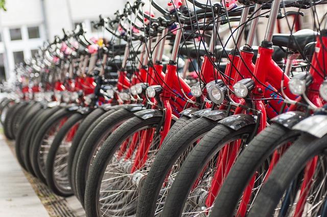 červená kola