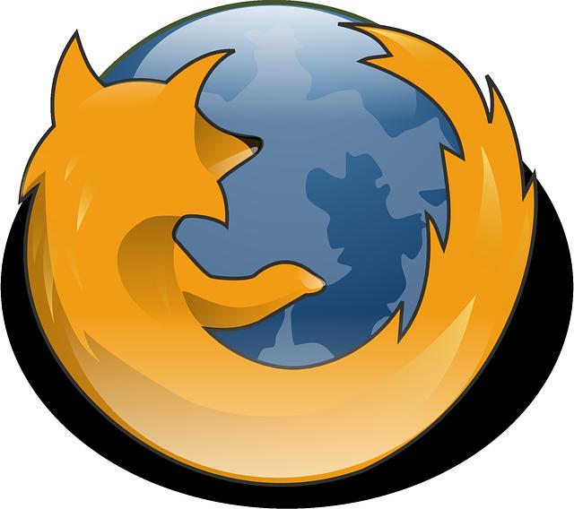 firefox prohlížeč