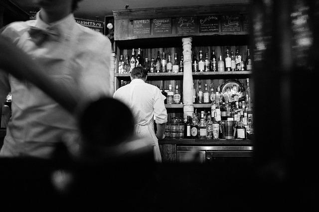 bar v klubu